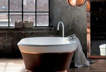 Bathroom Design / From qwerty to spectacular design ideas for your bathroom / by Boutique Baths Pty Ltd