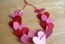 kids + valentine's day