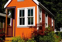 Tiny Houses / Small homes and weekenders / by Annabelle Ruch