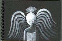 Art and Illustration / by Josée Masse