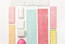 color love*pretty palettes / by amber