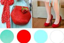 Wedding Color Schemes / Wonderful color palette ideas for your Wedding! / by Bridal and Formal