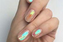Nails nails nails / ⋙⋙⋙⋘⋘⋘