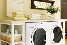 Laundry Room & Pantry / by April Brover