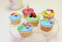 Mis cupcakes / My cupcakes