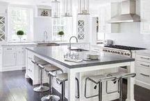 Kitchens We Love / Kitchen design ideas and modern spaces for cooking, eating, and being together. / by athome Magazine