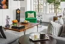 First Look / athome's covers are graphic, appealing and, let's face it, drool-worthy.