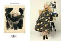 Miun collection photos / Miun is my own women´s collection and here I want to save the best photos from collection.