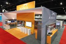 "Recent Shows 2014 / Trade show exhibits designed by MC2 (""MC-squared"")"