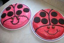 Cake/cupcake making / by Nicole Lewis
