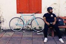Rides (On & Off) / Lotsa bikessssss / by Cloude Nimbus