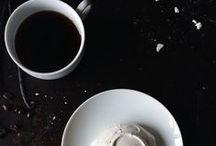 C O F F E E / Coffee is my morning alcohol.