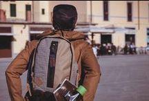 Backpacks / Backpacks, Rucksacks & more / by Cloude Nimbus