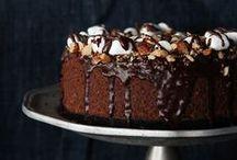 Cakes, Pies & Cookies