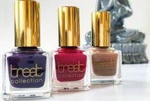 SPAtacular - Must-Have Nail Polishes / Natural and organic nail polish. For nails, just the way we love them!