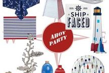 Nautical Party and Home Decor / Nautical Theme Party and Home Decor