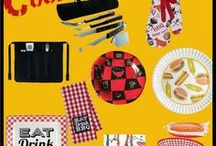 BBQ Things / BBQ Party Goods and Home Items