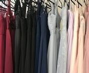 Maids and Moms Monday Blog / View some of our collections of Bridesmaids Gowns and our Mother's Gowns. Please give us a call at 513.821.6622 to verify that we still have the samples here in the store.