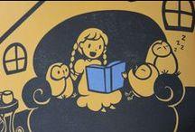 Săptămâna Națională a Bibliotecilor (18 - 24 aprilie 2016) / În onoarea bibliotecarilor si bibliotecilor o sărbătoare de cărți pentru copii.