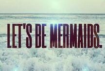 Mermaid Life / Mermaid Themed Pins