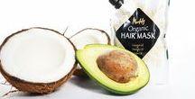 SPAtacular - Organic Haircare / Naturkosmetik Shampoo Conditioner & Kuren - natürliche, reine Pflege für die Haare - 100% ohne Chemie, ohne Silikone, ohne Schadstoffe