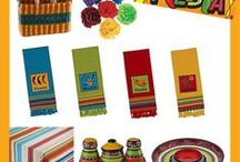Fiesta / Fun stuff for a fiesta, Cinco de Mayo or a Mexican theme party.