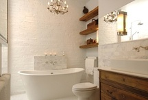 Interior design (bathroom) / by Lenita ♥