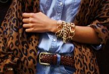 My style (or my closet) / Clothing, jewelry, accessories that I have or would like to have in my closet. My style! / by Lenita ♥