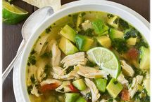 I Love Soups! / Soup recipes