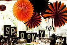 Halloween / Halloween crafts, Halloween home decor, Halloween recipes, Halloween fun ... ghosts, pumpkins, black cats, witches and all the things that go bump in the night!