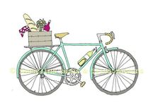 bike / by Shelly Gonczar