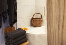 Bathroom design / by Laurie Holland