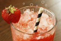 Drink up! / Drinks, smoothies, flavored waters, punches and beverages of all kinds!