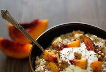 Gluten Free Breakfast / Dairy and gluten free healthy breakfasts