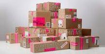 Packaging / Empaquetados molones para regalos que nos gustan millones.