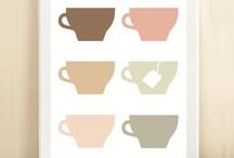 spot o' tea stuff / by keri bassett {shaken together}