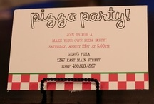 pizza party stuff / by keri bassett {shaken together}