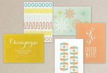 ...Sell This / Wonderful paper goods: wishing cards, posters & much more designed by Carrie Can