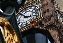 LDN / All Things London : Past and Present / by Debra Watkins