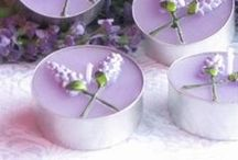 COLOUR LAVENDER in Love... / My Second Favorite Color.....here's your sweet lavender that will smell as sweet as a baby shower...MY SECOND FAVORITE COLOR...