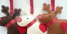Navidad / All I want for Christmas is… ¡Todas estas ideas bonitas!