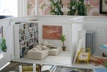 Mini Rooms / by Ruth Mok