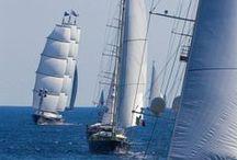 Barcos e portos / Ships. Boats. Harbours. Sailing. Vessels. / by Daniel Costa de Souza
