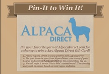 PIN TO WIN / by Alpaca Direct