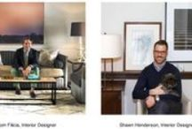 Living with Art / Pins from our popular 'Living with Art' profiles with Tastemakers and art collectors.