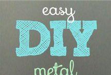 Easy DIY / by Shelly Gonczar