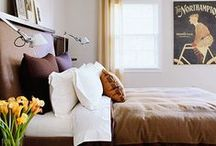 Bedroom ideas / by Laurie Holland