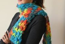 Alpaca Direct - Show us your handmade Scarf! / by Alpaca Direct