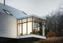 ...Build This House / Wonderful architecture to once inspire building my dream house