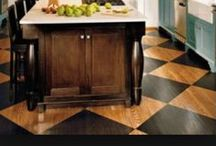 Flooring / by Laurie Holland